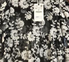 Nova Zara bluza s puf rukavima