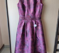 Svečana midi haljina - s etiketom