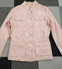 *Orsay jeans jakna sa šljokicama