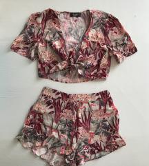 Zara top i hlače