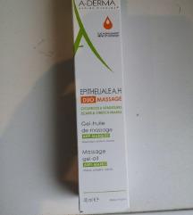 A-Derma masažno ulje za strije i ožiljke