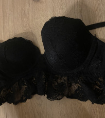 Crni sexy grudnjak