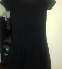 Atmosphere crna haljina