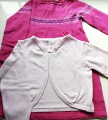 Zimski lot (haljinica, majice, vestica)