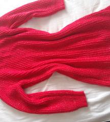 roza tunika,haljina (dzemper)