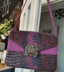 My Lovely Bag ljubičasta torba