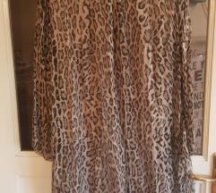 Haljina tigrastog uzorka