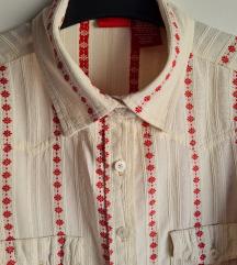 Izvezena bluza