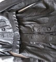 Vero Moda kozni mantil