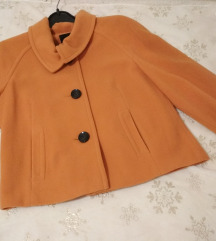 Kratki narančasti kaputić M