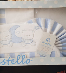 Nova Pastello posteljina za bebe
