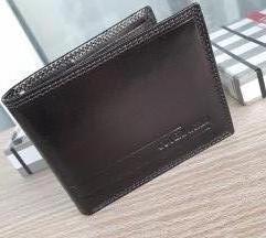 Novi muški kožni novčanik