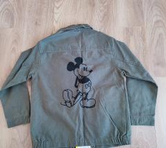 Mickey jakna sa etiketom