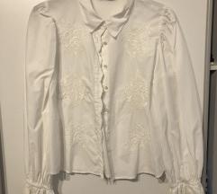 Zara bijela nova kosulja