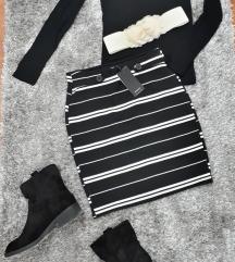 Nova crna bluza