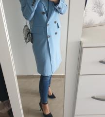 NOVO! Baby plavi dugi sako/kaputić SNIŽENO