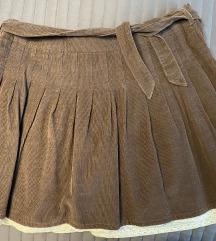 Benetton samt suknja