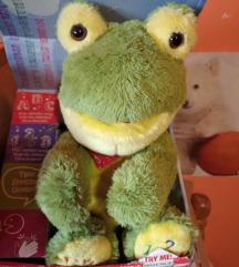 Velika didaktička žaba,pjeva,plješće rukama