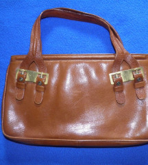 Kožna torba vintage
