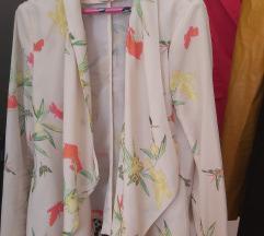 H&M floral sako/blejzer