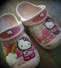 CROCS HELLO KITTY sun&rain.