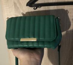 Zelena torbica(uracunata pt)