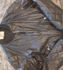 Zara kožna jakna