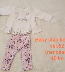 BABY CLUB komplet