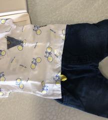 Set za bebe NOVO s etiketom