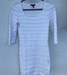 Mango bijela uska haljina