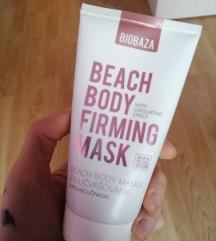 Beach body firming mask