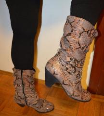 Alpina kožne čizme