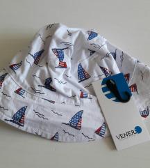 Novi ljetni šešir za bebe