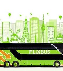 FLIXBUS vaučer/kupon za putovanje
