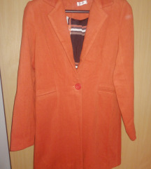 Orsay novi narančasti kaput