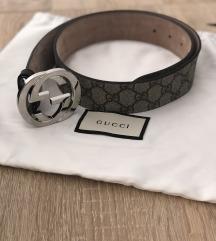 Gucci Supreme muski remen