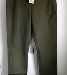 ❤️ MANGO nove hlače visoki struk M ❤️