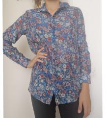 Stradivarus cvjetna košulja vel S
