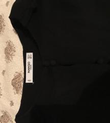 Crna haljina(Mango)