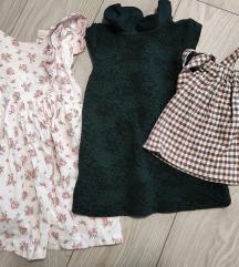 Haljinice i suknja