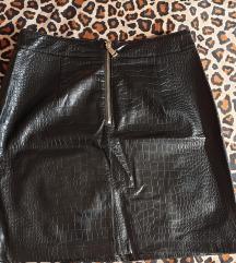 Suknja kozna