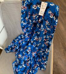 Zara   Midi suknja s etiketom