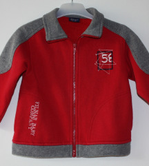 Crvena jaknica vel. 86