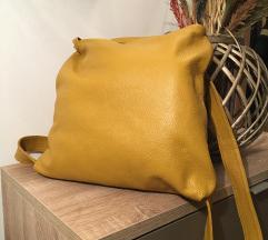 Vera Pelle torba/ruksak ~prava koža~