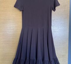 WGW smeđa haljina
