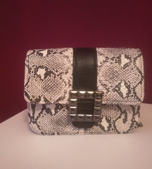 Lovely bag torba zmijskog uzorka