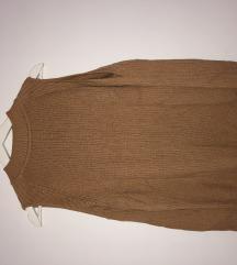 pulover vesta otvorenih ramena