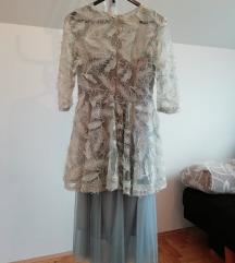 Gray by Ivana Čizmadija svečana haljina