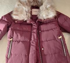 Pull & Bear bordo jakna