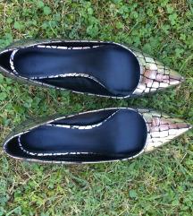 Srebrne cipele 39